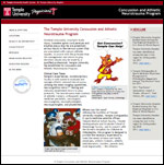 Temple University Concussion and Athletic Neurotrauma Program